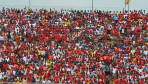 2020/21 Caf Champions League: Asante Kotoko to write to government for 20,000 fans for Nouadibhou game
