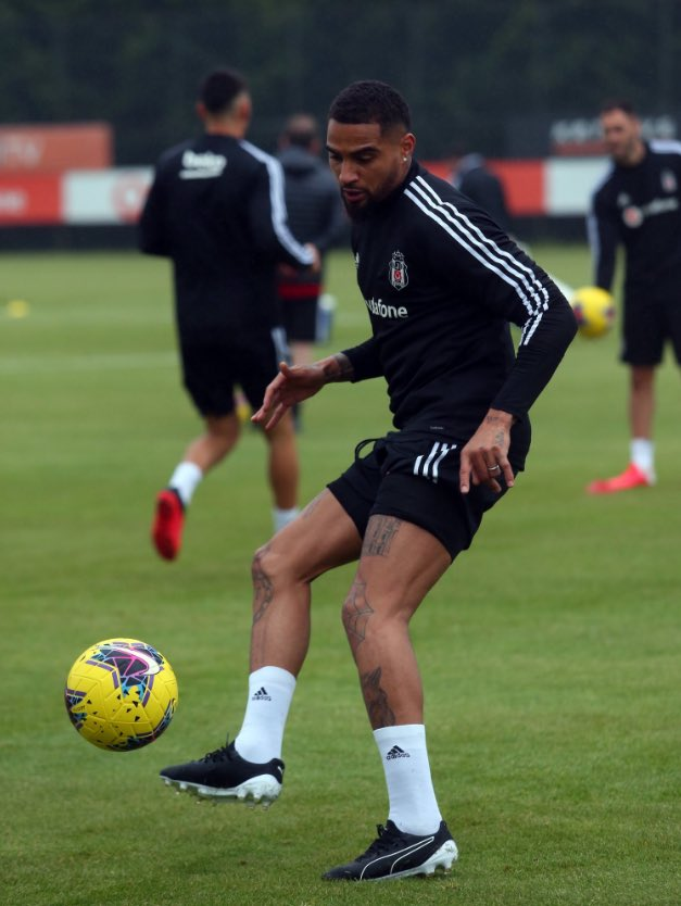 Besiktas ready final offer for KP Boateng to make his loan stint permanent
