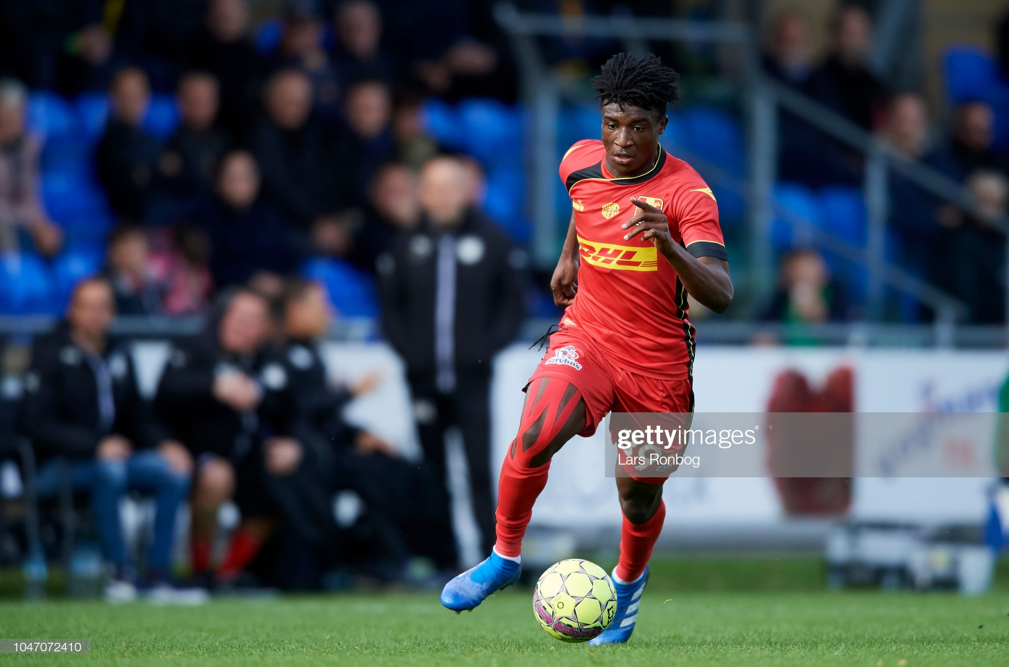 Lazio eye summer move for Ghanaian youngster Mohammed Kudus