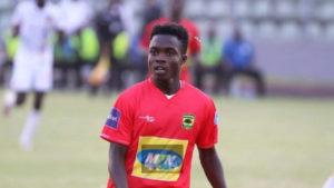 Asante Kotoko prodigy Mathew Cudjoe wants to be like Lionel Messi
