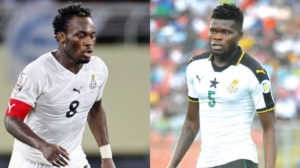 Essien, Partey comparison not healthy – Edwin Gyasi