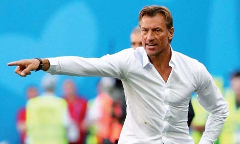 Selecting disciplined players key to winning AFCON - Herve Renard
