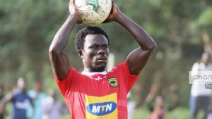 Kotoko defender Augustine Sefah opens up on how he nearly signed for Hearts of Oak