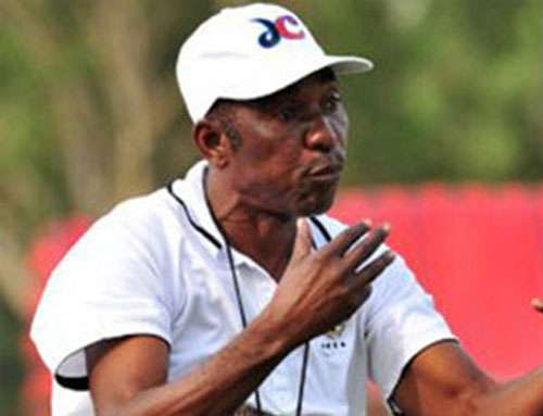 Players display bitter behaviour when not paid on time – Coach J.E Sarpong