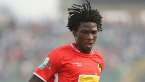 Simba SC interested in signing ex-Asante Kotoko striker Sogne Yacouba