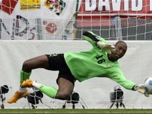 Former goalkeeper William Amamoo sets up foundation to help retired footballers