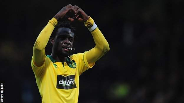 'Being a black man in the US is very difficult' - Kei Kamara