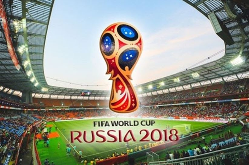 Russia World Cup in 2018