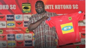 Kotoko's NCC chairman ready to pay for unpaid salary of George Amoako