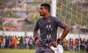 I'm not in competition with Richard Attah at Hearts of Oak - Richmond Ayi