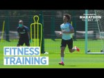 FITNESS TRAINING | Manchester City Training