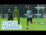 FITNESS TRAINING | Manchester City Training
