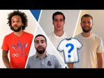 Special Champions League memories & more! Marcelo, Nacho, Carvajal & Lucas pick favourite shirts!