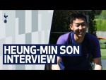 HEUNG-MIN SON INTERVIEW | Recovering from injury, military service & returning to action!