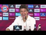 """Less muscles is my secret"" 