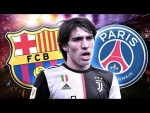 Sandro Tonali To REJECT Barcelona & PSG For Juventus! | Euro Transfer Talk