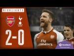 Mustafi's magic moment!   Arsenal 2-0 Tottenham Hotspur   Arsenal Classics   2017