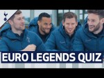 EURO LEGENDS QUIZ | Hugo Lloris & Jan Vertonghen v Michel Vorm & Ben Davies