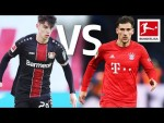 Kai Havertz vs. Leon Goretzka | Midfield Generals Go Head-to-head