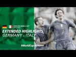 #WorldCupAtHome | Germany v Italy, 2006 [Extended Highlights]