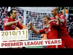 Every Premier League Goal 2010/11 | Kuyt's hat-trick and the return of King Kenny