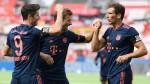 Bayern support Black Lives Matter, ease past Havertz-less Leverkusen; Werner's Leipzig drop more points at home