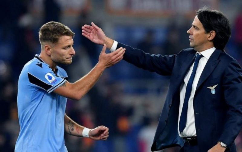 Lazio duo become most prolific coach and player pair in Serie A history