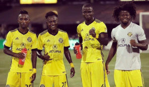 Ghanaian players in MLS set to resume full-team training