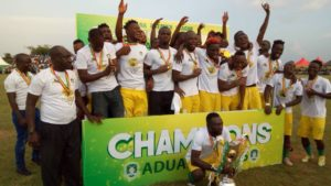 Continue the GPL season; if not declare Aduana Stars as Champions - Yahaya Mohamme to GFA