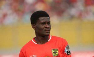 Kotoko defender Agyemang Badu picks Thiago Silva as his role model