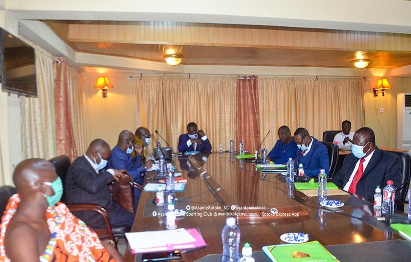 Asante Kotoko Circle 8 Chairman calls for dissolution of board