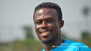Kotoko defender Sefa expects new Board to focus on infrastructural development