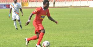 Augustine Sefa reveals how his uncle advised him to change playing position from midfielder to right-back