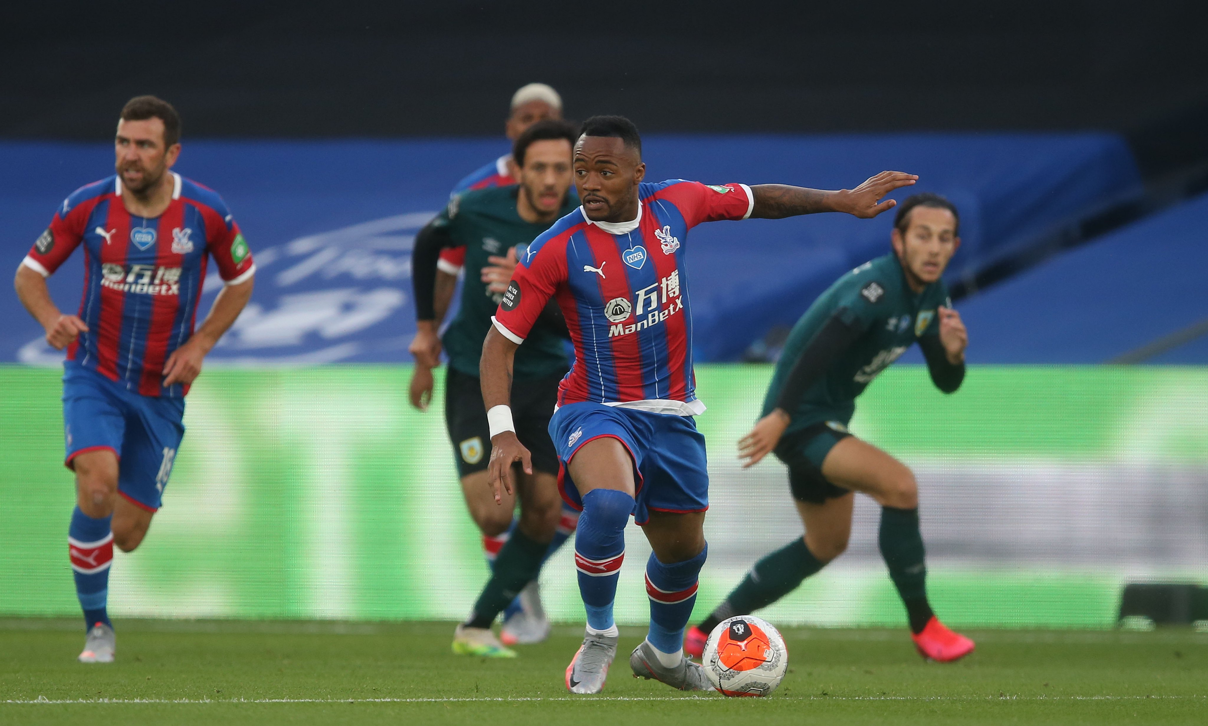 Jordan Ayew features for Crystal Palace in narrow home defeat to Burnley
