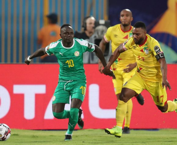 The Fifa World Cup is a dream for Benin - Stephane Sessegnon