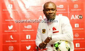 CK Akonnor waives off Kotoko debt