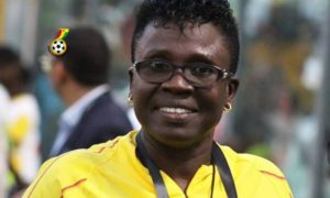 """No Black Queens player is pregnant"", says Mercy Tagoe-Quarcoo"