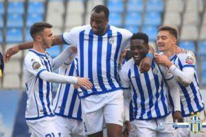 FK Tirana star Winful Cobbinah elated with return of football in Albania
