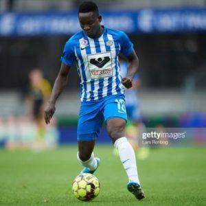 Esbjerg loanee Dauda Mohammed seeking 6 weeks extension from Anderlecht