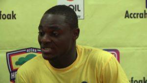 Dwarfs captain Dennis Korsah insist club is ready for resumption of league