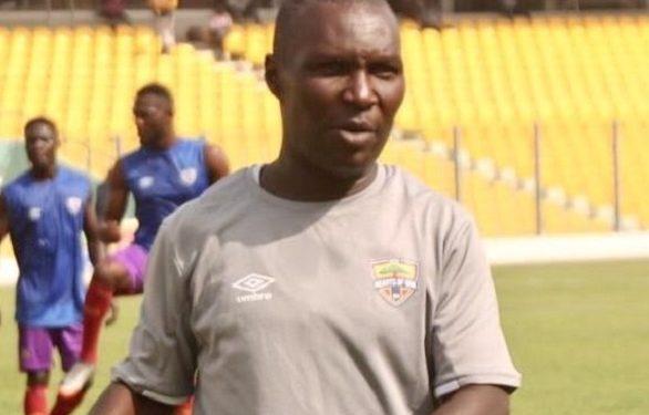 Patrick Razak's fitness level is the best - Coach Odoom