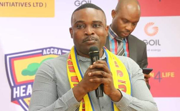 We all have a role to play to make Hearts of Oak great again – Supporter's Chief tells fans