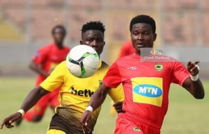 Kotoko defender Agyemang Badu wants to be the first Ghanaian to play for Manchester United