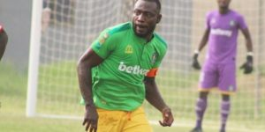 Safety measures must be put in place before league resumes - Aduana Stars defender Akuoko