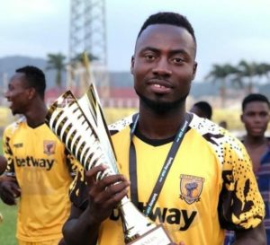 I will gladly avail myself for Covid-19 test - Ashgold defender Donkor