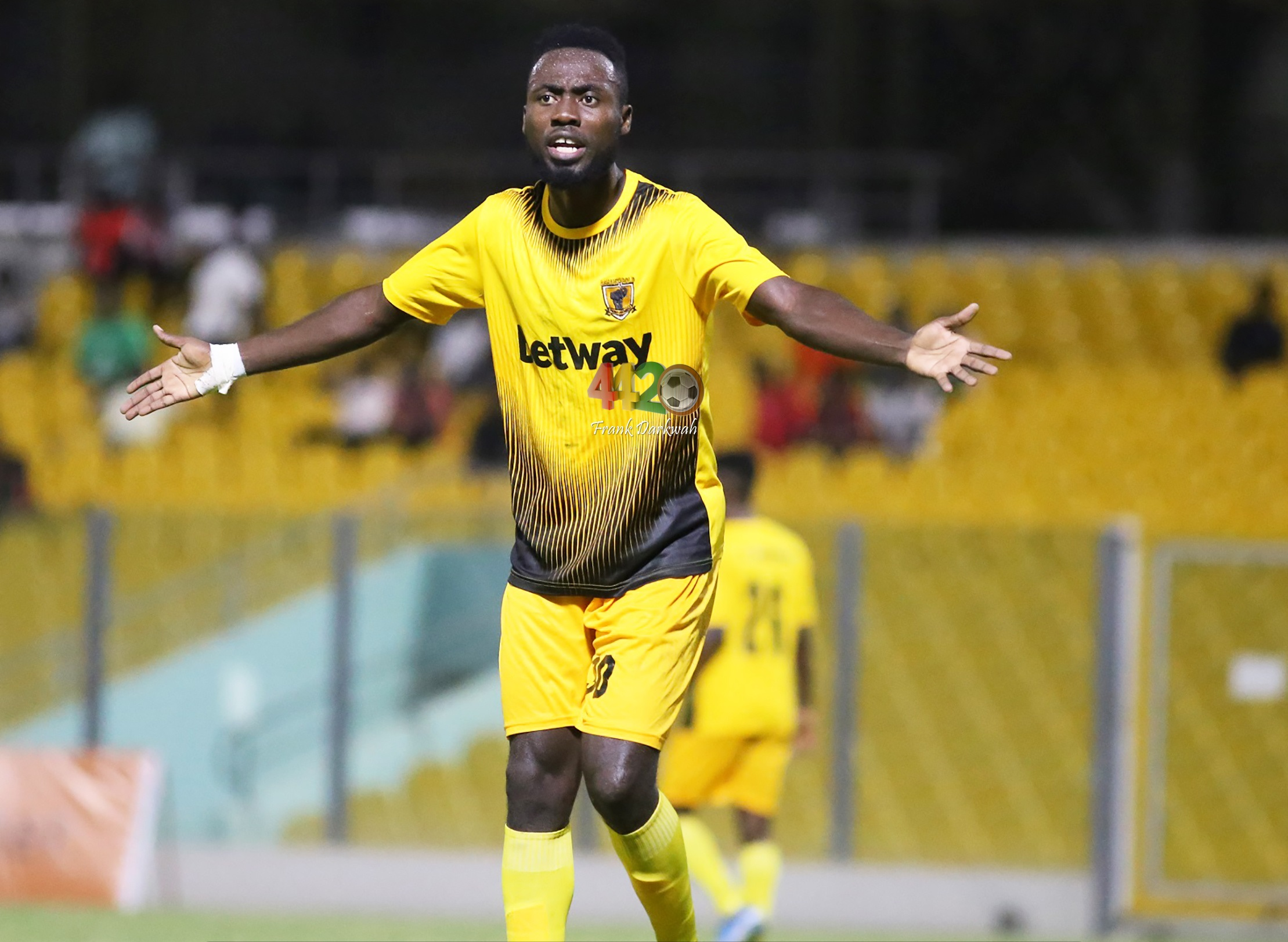 Hearts of Oak have not contacted Eric Donkor- Opare Addo