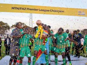 Zambia President gives the clear for return of football