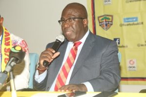 Frederick Moore backed to succeed as Hearts of Oak MD by ex-chairman Harry Zakour
