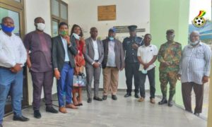 Safety and security committee of Ghana FA engages Premier League management body