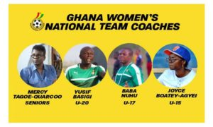 Effect of Covid-19 on Women's national teams; Coaches give update